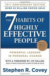 7 Habits (Stephen R. Covey)