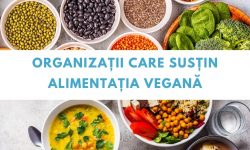 Organizatii care sustin veganismul